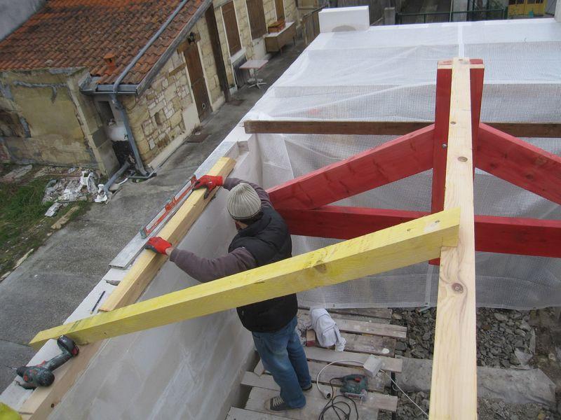Le Retour De La Charpente La Grosse Rénovation